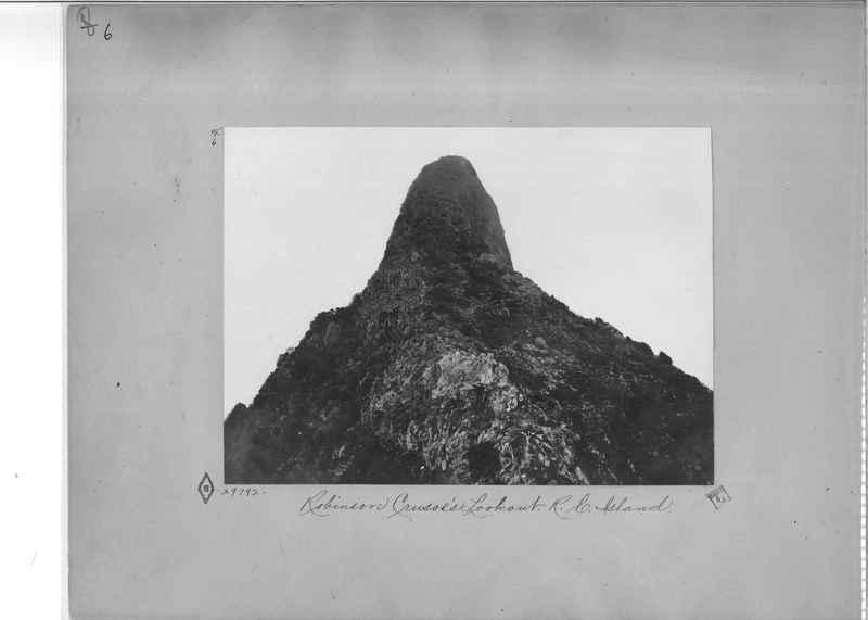 Mission Photograph Album - South America O.P. #2 page 0006
