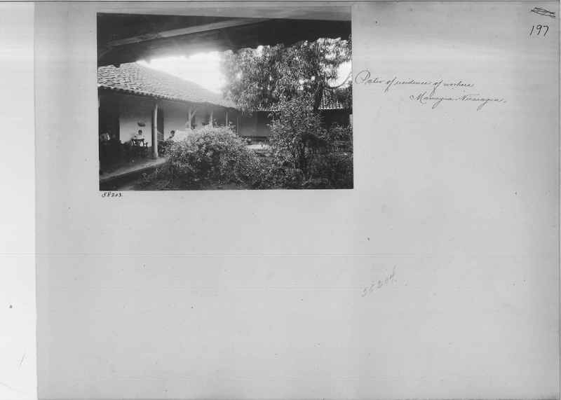 Mission Photograph Album - Panama #02 page 0197