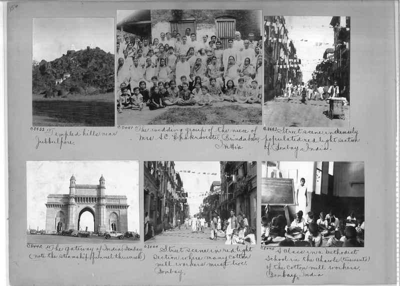 Mission Photograph Album - India #13 Page 0156