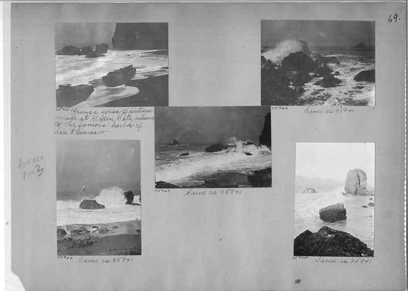 Mission Photograph Album - America #3 page 0069
