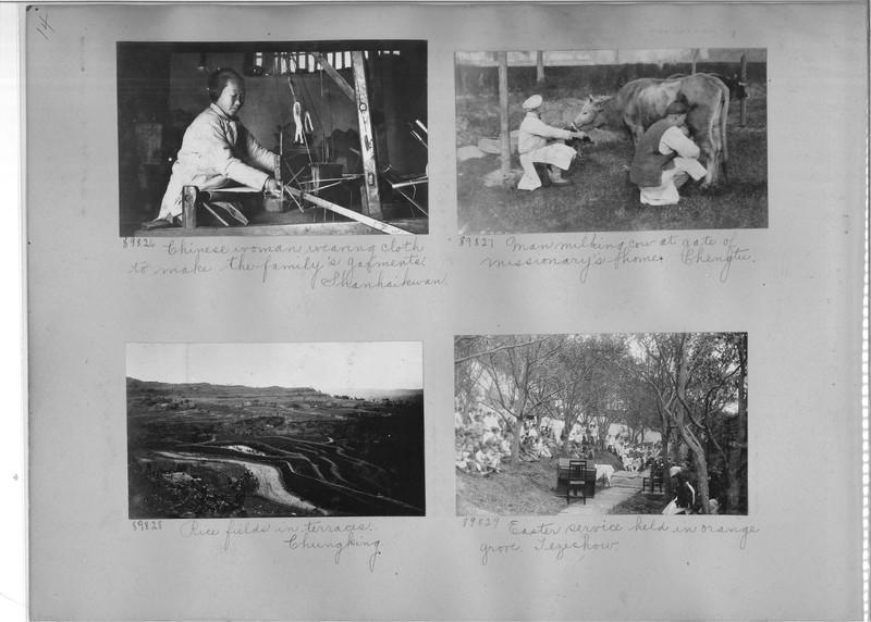 Mission Photograph Album - China #14 page 0014