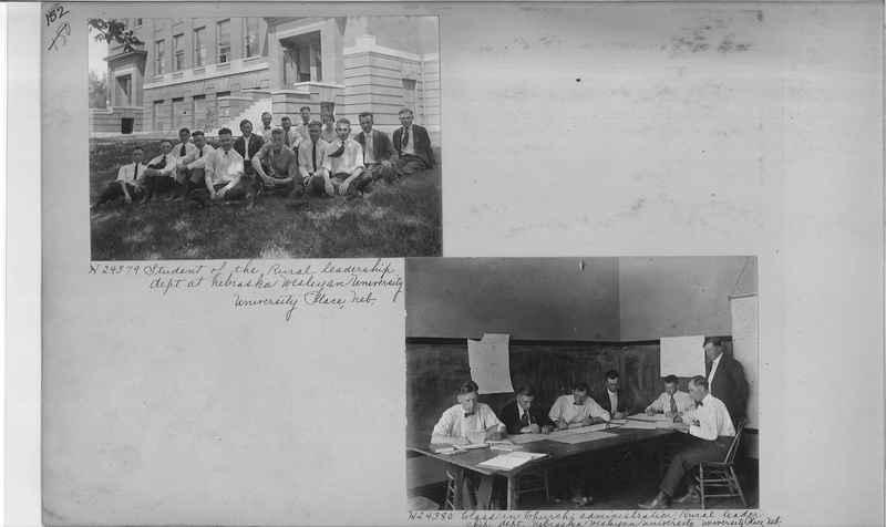 Mission Photograph Album - Education #1 page 0152