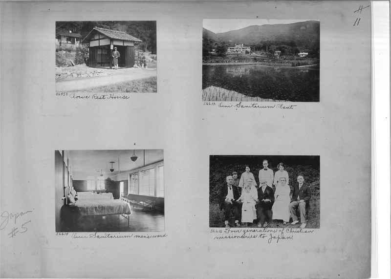 Mission Photograph Album - Japan #05 Page 0011