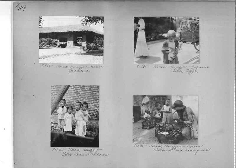 Mission Photograph Album - Korea #5 page 0114