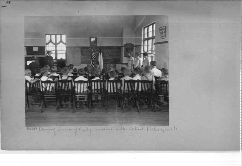 Mission Photograph Album - Religious Education #1 page 0098