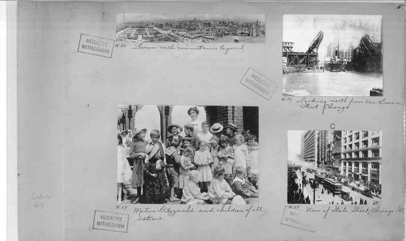 Mission Photograph Album - Cities #1 page 0005