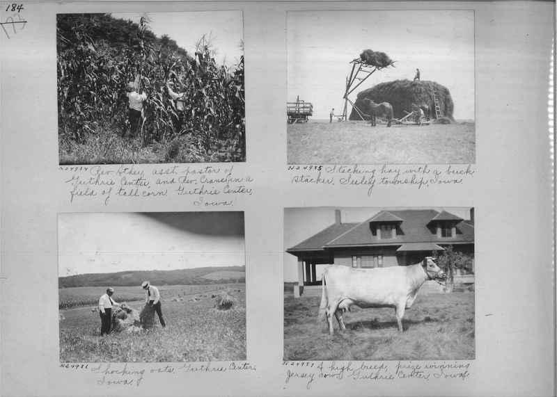 Mission Photograph Album - Rural #05 Page_0184