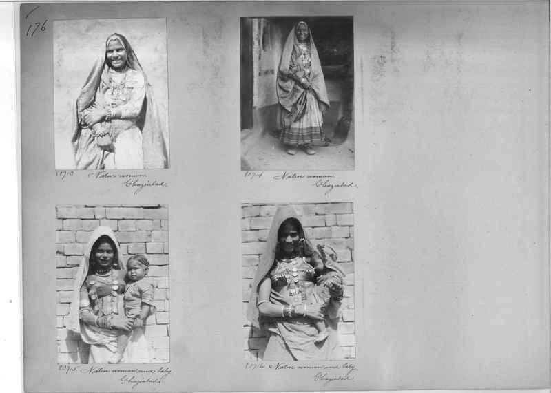 Mission Photograph Album - India #09 Page 0176