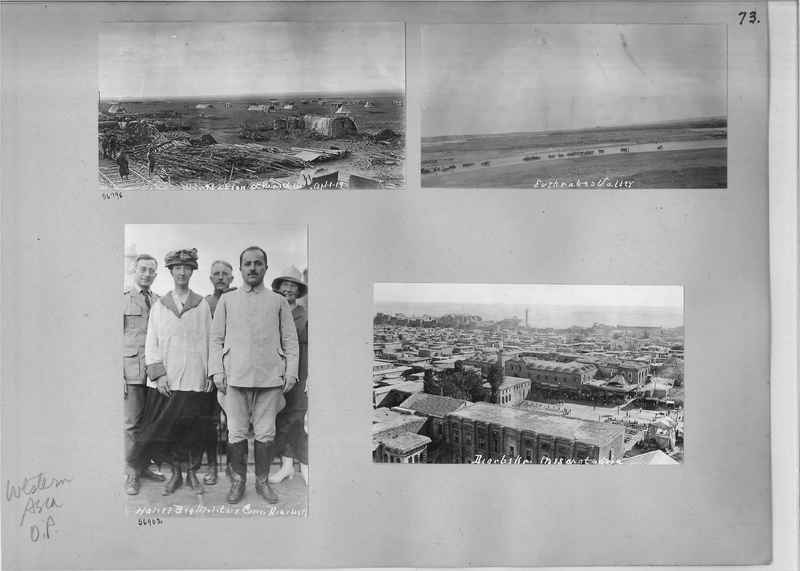 Mission Photograph Album - Western Asia - O.P. - #01 page_0073