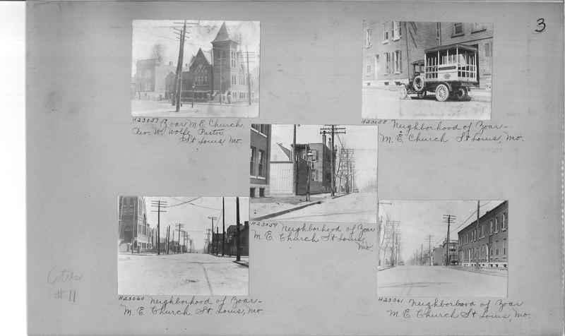 Mission Photograph Album - Cities #11 page 0003