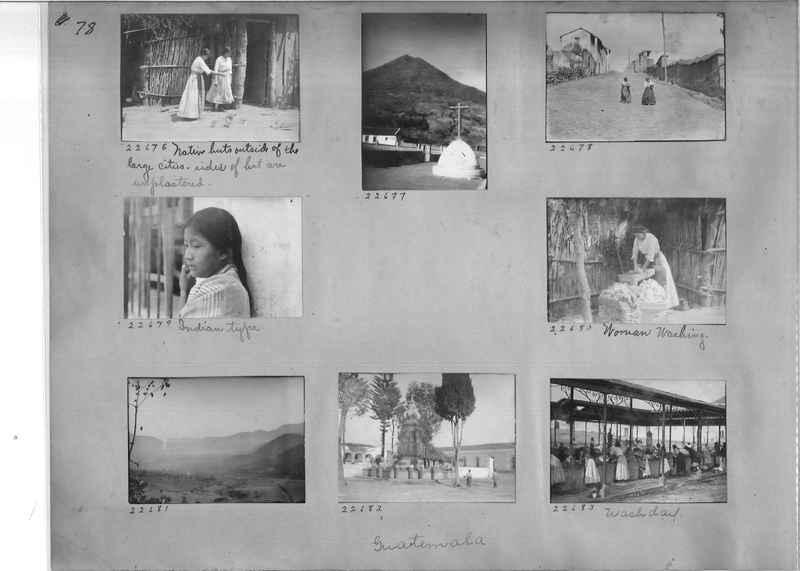 Mission Photograph Album - Panama #02 page 0078