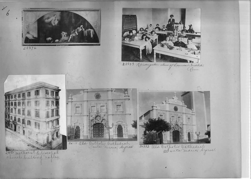 Mission Photograph Album - Europe #02 Page 0006