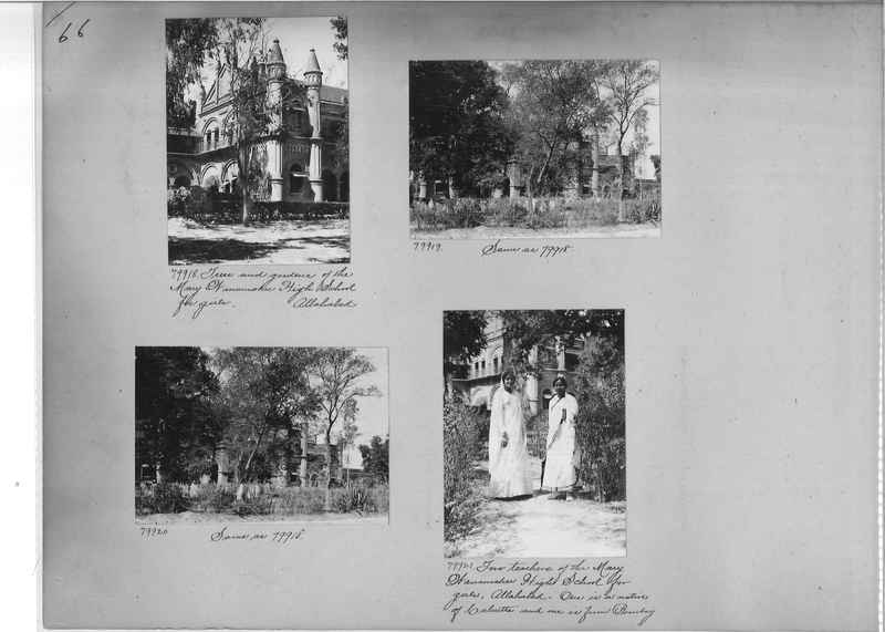 Mission Photograph Album - India #09 Page 0066