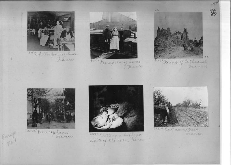 Mission Photograph Album - Europe #01 Page 0087