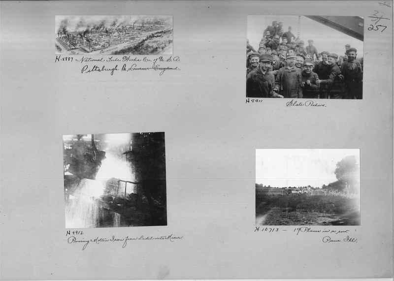 Mission Photograph Album - Miscellaneous #02 Page 0257