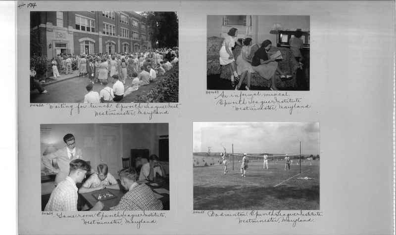 Mission Photograph Album - Religious Education #1 page 0174