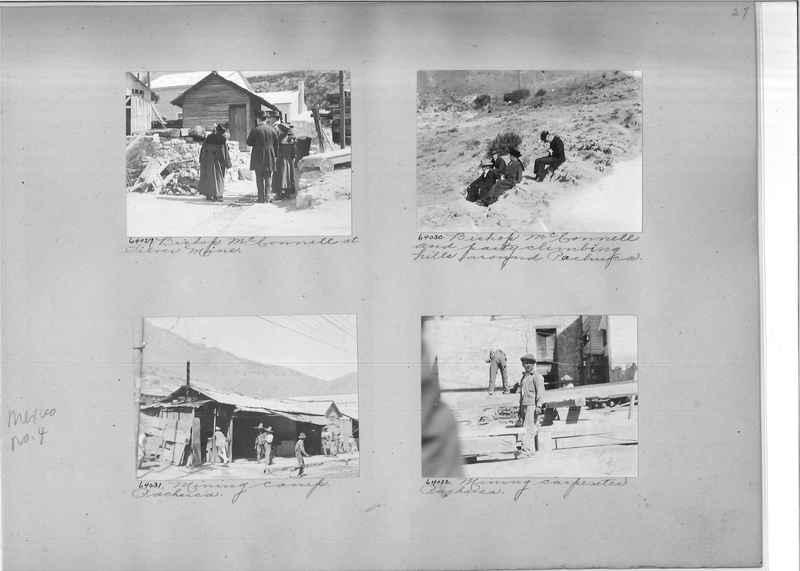 Mission Photograph Album - Mexico #04 page 0027