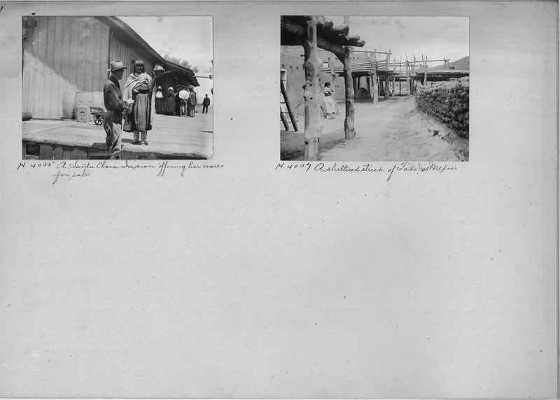 Mission Photograph Albums - Indians #1 page 0074