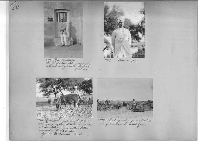 Mission Photograph Album - India #09 Page 0068