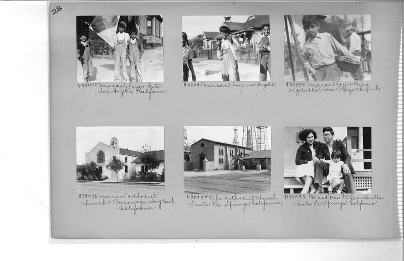 Mission Photograph Album - Latin America #2 page 0028