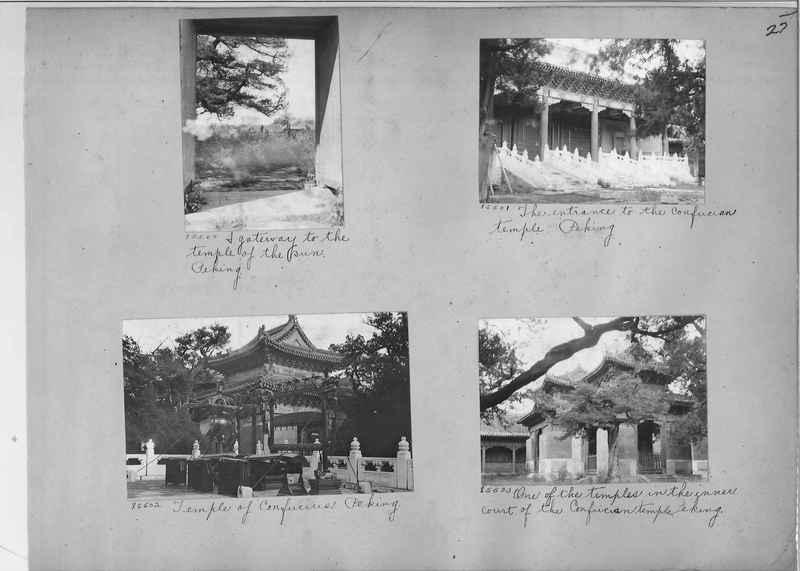 Mission Photograph Album - China #12 page 0027