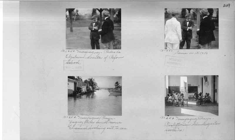 Mission Photograph Album - Puerto Rico #2 page 0209