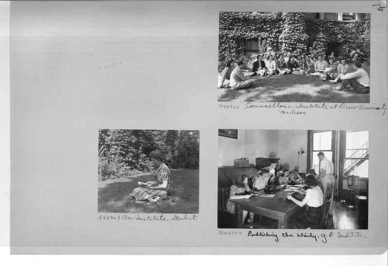 Mission Photograph Album - Religious Education #2 page 0055