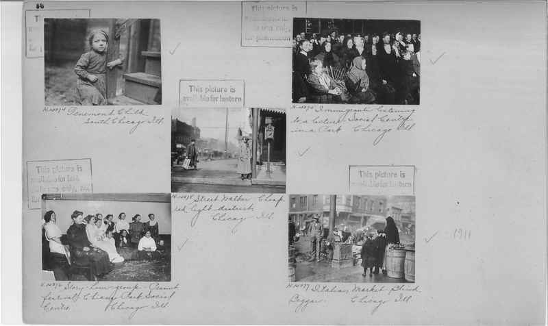 Mission Photograph Album - Cities #8 page 0066