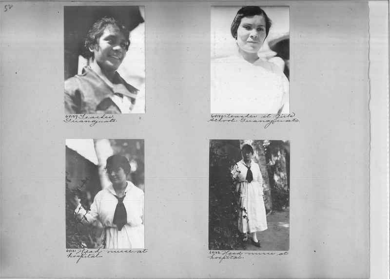 Mission Photograph Album - Mexico #04 page 0052