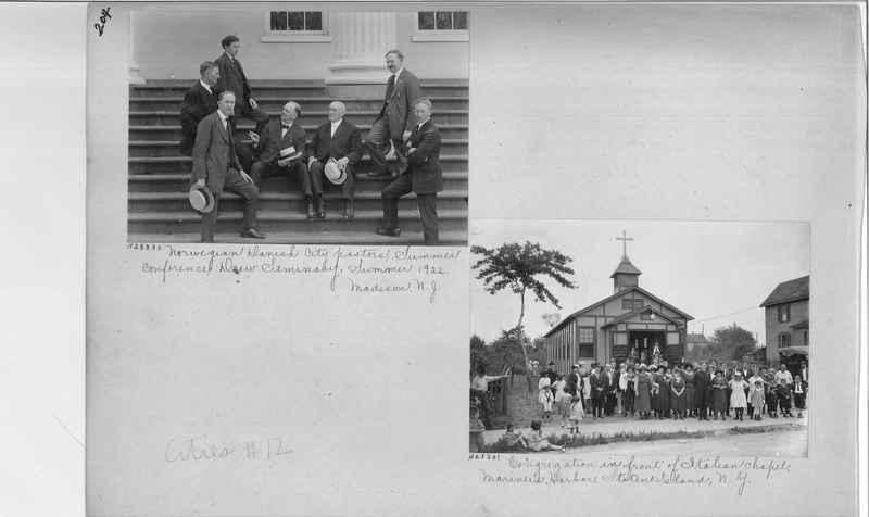 Mission Photograph Album - Cities #12 page 0204
