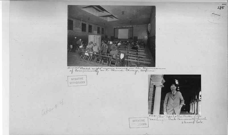 Mission Photograph Album - Cities #4 page 0285