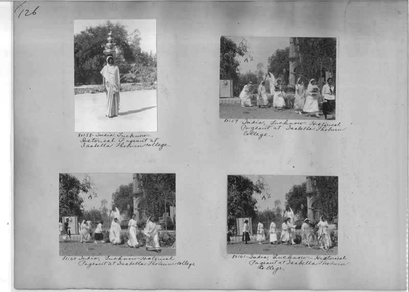 Mission Photograph Album - India #09 Page 0126