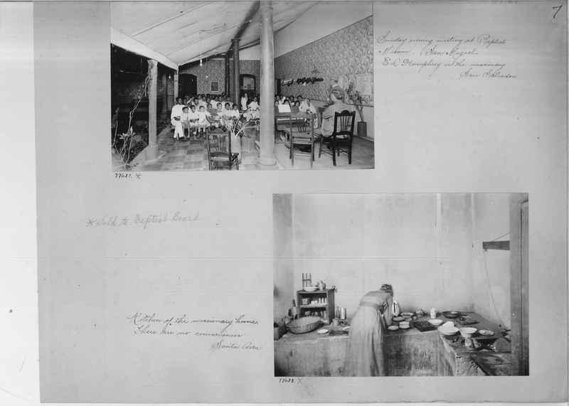 Mission Photograph Album - Panama #04 page 0007