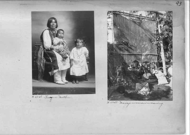Mission Photograph Albums - Indians #1 page 0093