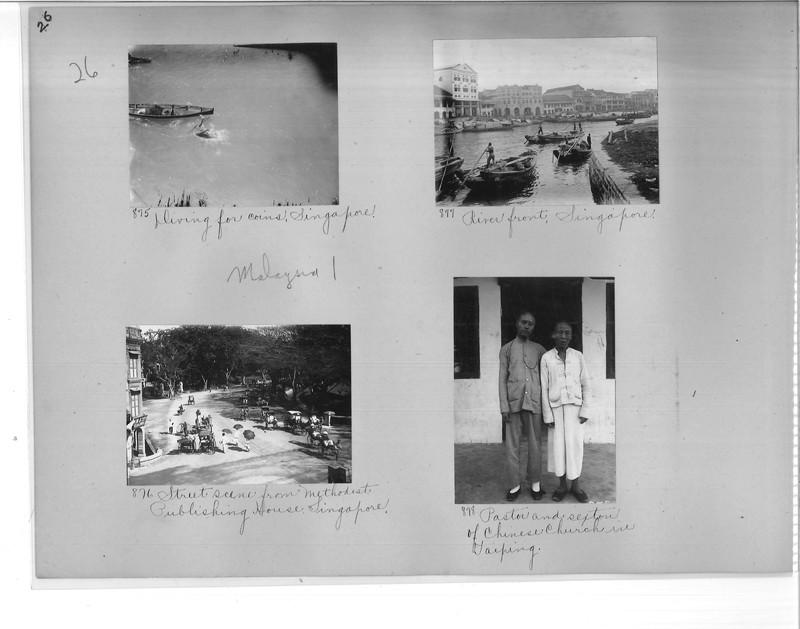 Mission Photograph Album - Malaysia #1 page 0026