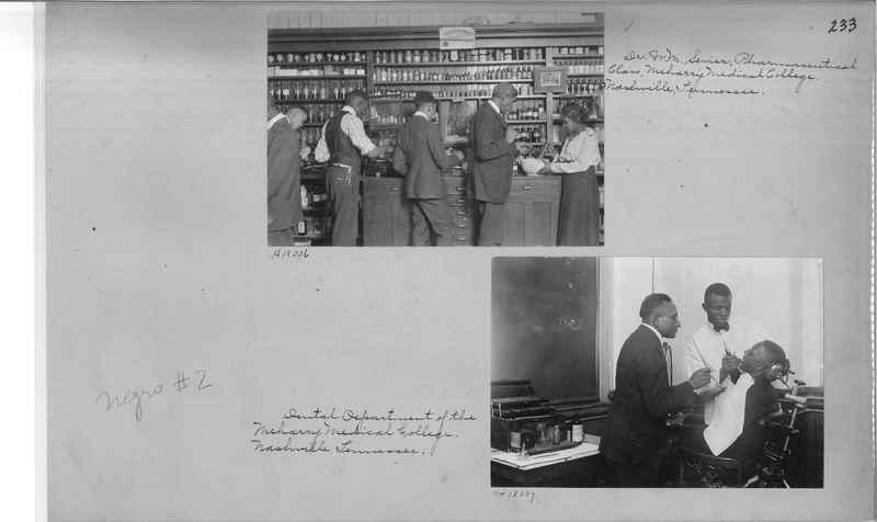 Mission Photograph Album - Negro #2 page 0233