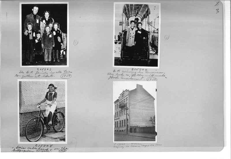 Mission Photograph Album - Europe #10 Page 0003