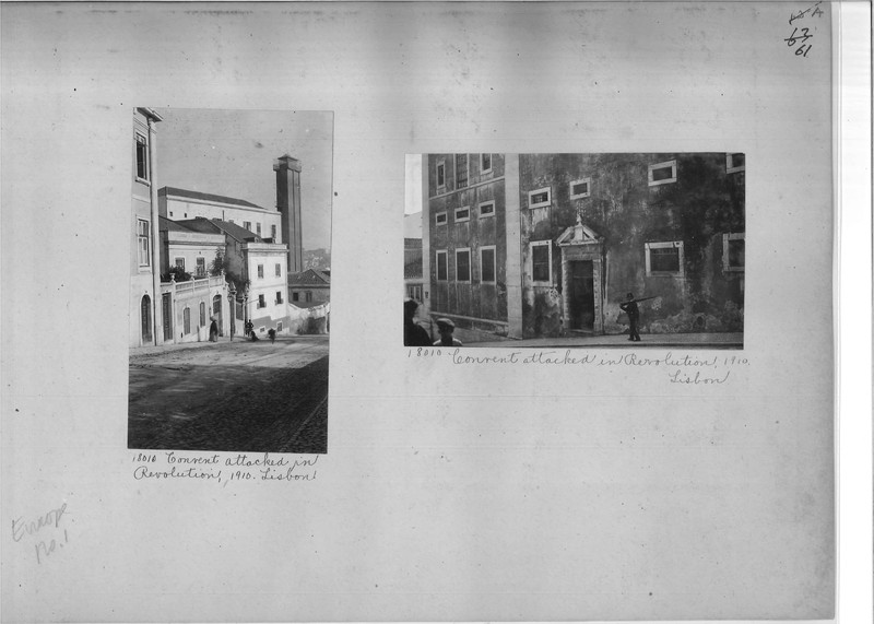 Mission Photograph Album - Europe #01 Page 0061