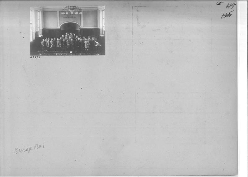 Mission Photograph Album - Europe #01 Page 0115
