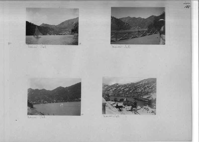 Mission Photograph Album - India - O.P. #01 Page 0185