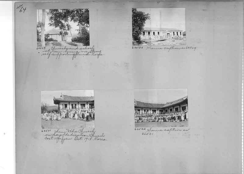Mission Photograph Album - Korea #5 page 0064