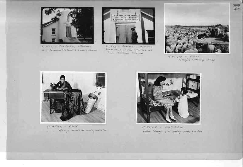 Mission Photograph Albums - Indians #3 Page_0067