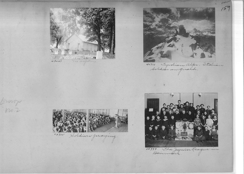 Mission Photograph Album - Europe #02 Page 0159