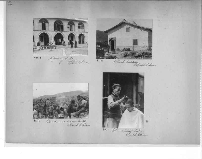 Mission Photograph Album - China #10 pg. 0232