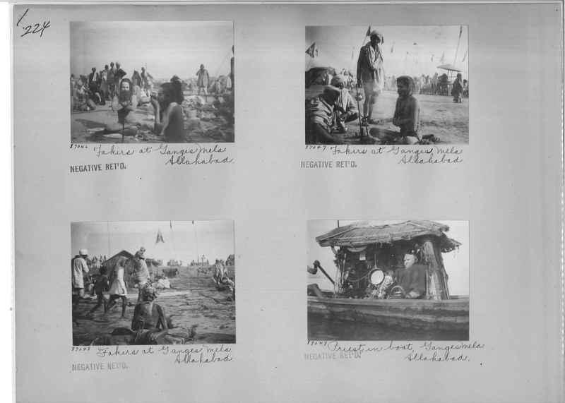 Mission Photograph Album - India #09 Page 0224