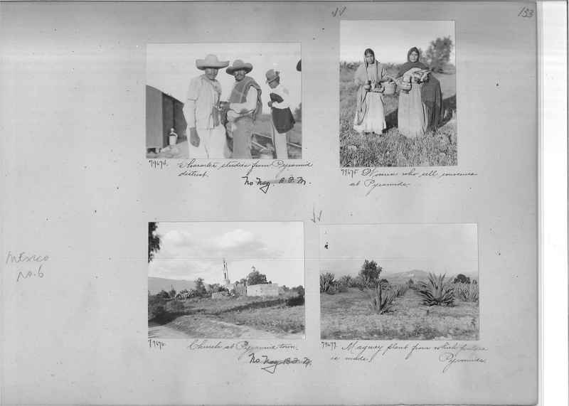 Mission Photograph Album - Mexico #06 page 0133