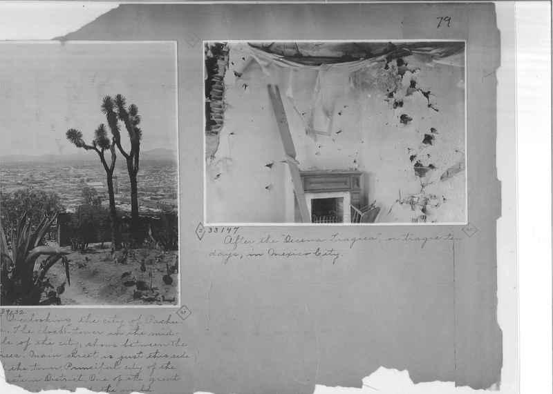 Mission Photograph Album - Mexico - O.P. #01 Page 0079