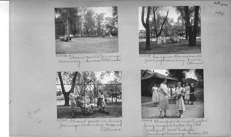 Mission Photograph Album - Education #2 page 0213
