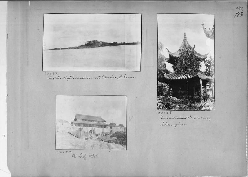 Mission Photograph Album - China #6 page 0183