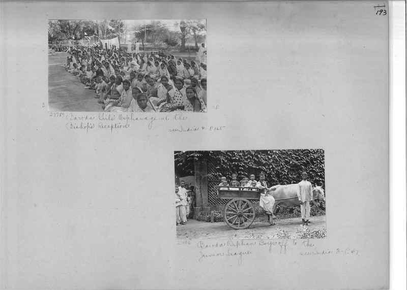 Mission Photograph Album - India - O.P. #01 Page 0193